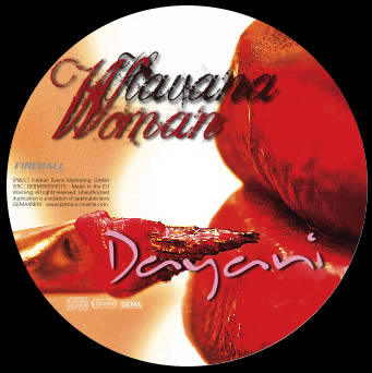 Havana Woman CD